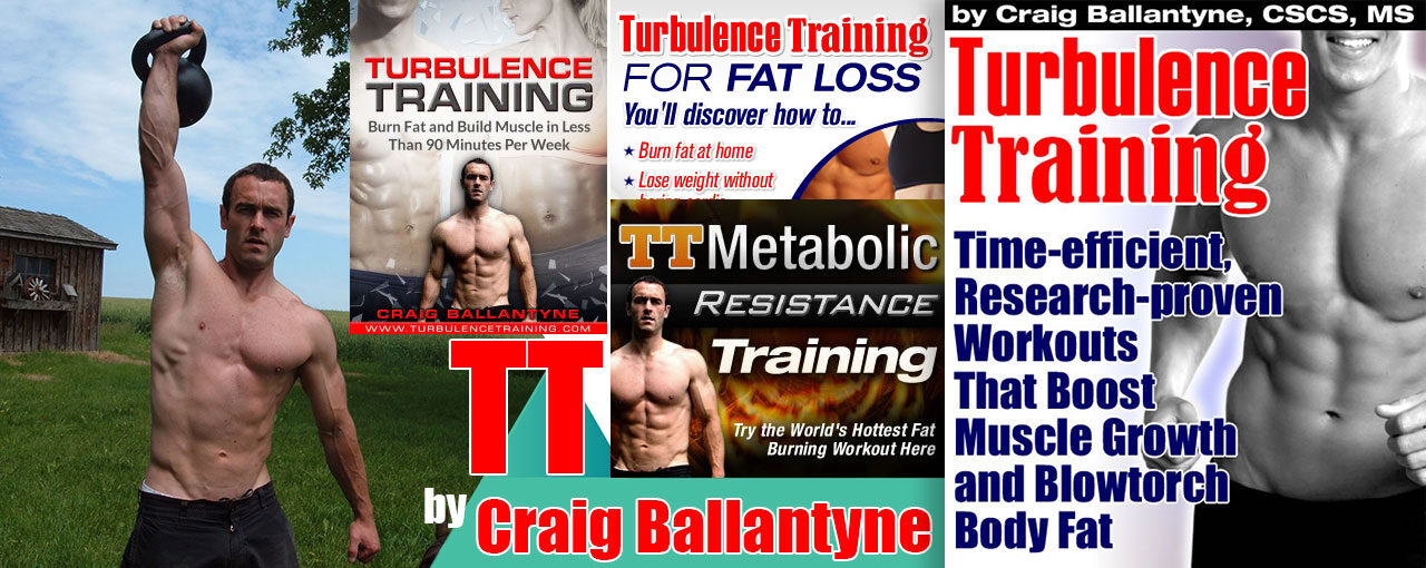 Turbulence Training for Fat Loss Review