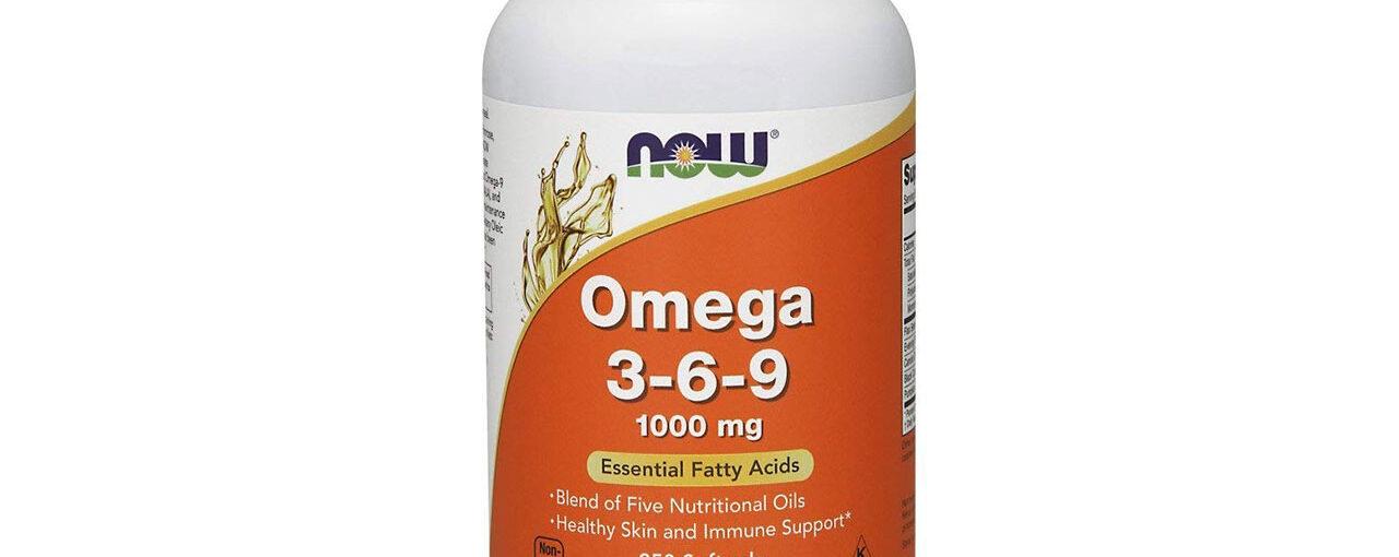 Omega-9 Essential Fatty Acids