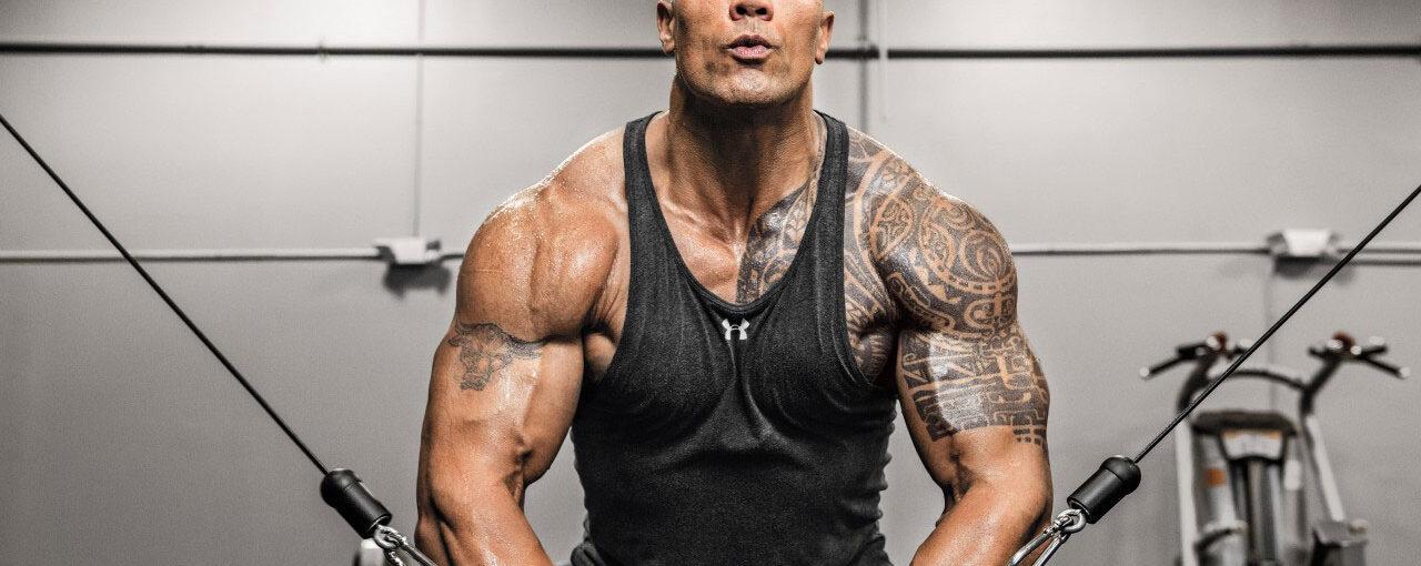 Motivation Tips From Dwayne 'The Rock' Johnson