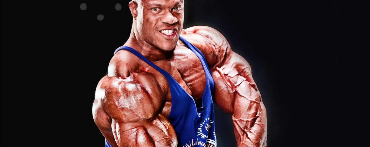 How Mr.Olympia Phil Heath Stays Motivated
