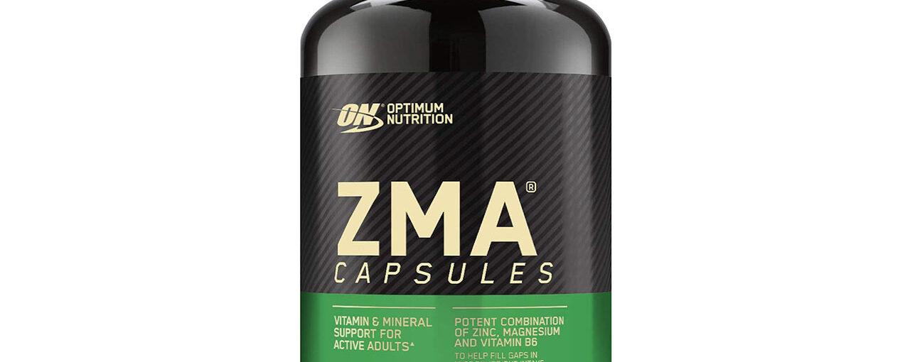 ZINC AND MAGNESIUM (ZMA)