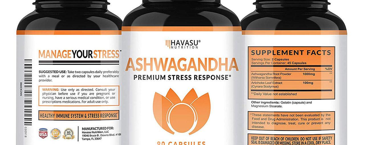 ASHWAGANDHA- INDIAN GINSENG