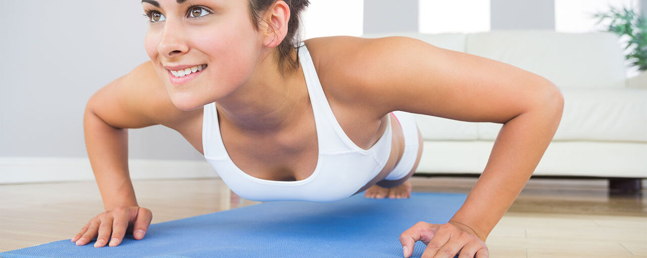 Home Fat Burning Workout for Women