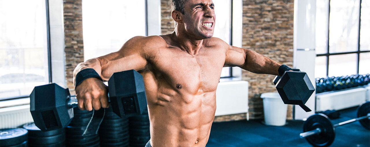 Lateral-Focused Shoulder Workout