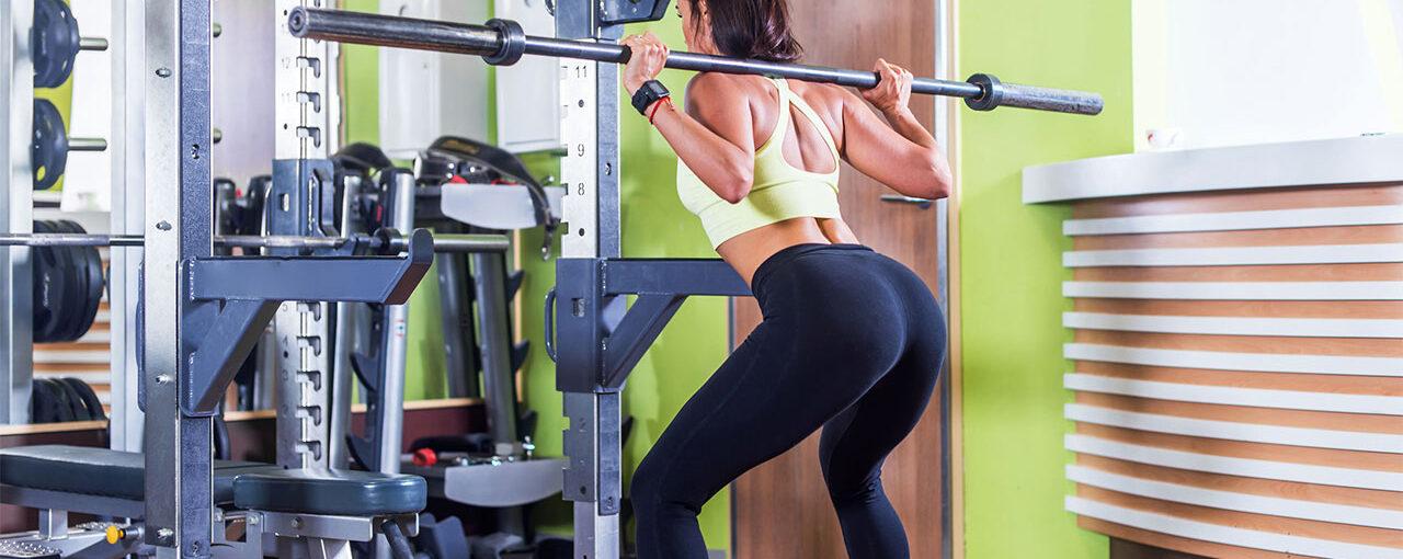 Squat Butt Glutes Workout