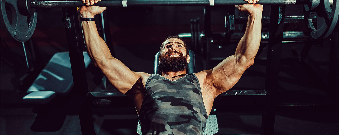 Contrast Chest Workout