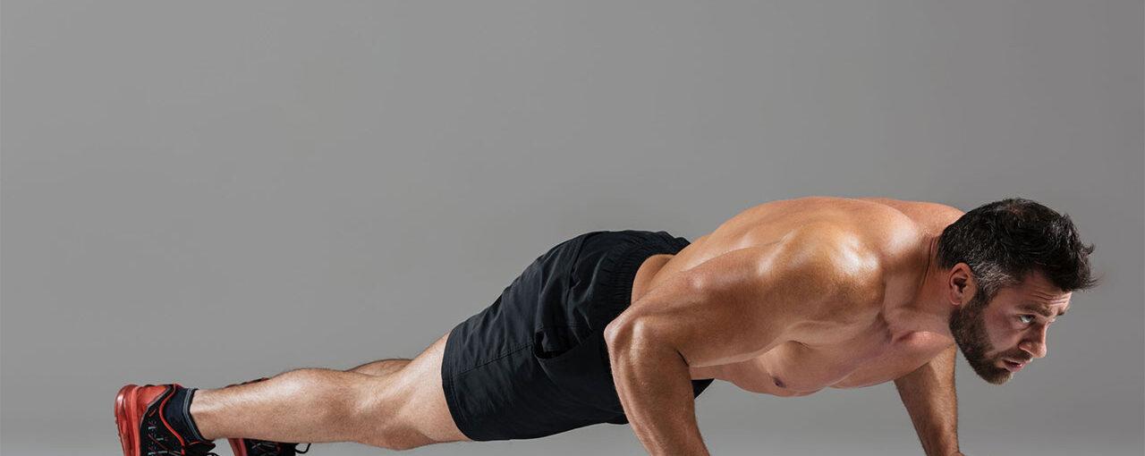Reverse Grip Chest Workout
