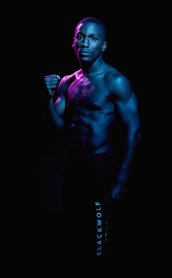 Blackwolf Athlete Ekow Essuman