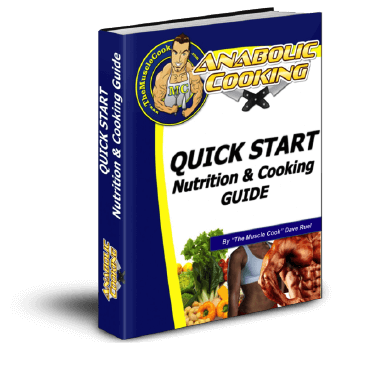 The Complete Nutrition & Cooking Quickstart Guide