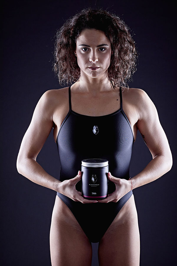 Blackwolf Athlete Ekaterina Avramova