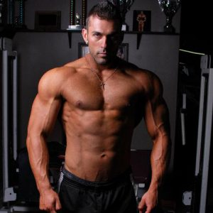 Dave Ruel is the creator of the Anabolic Cooking nutrition program