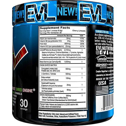 Evlution Nutrition ENGN
