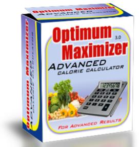 Optimum Maximizer Advanced Calorie Calculator