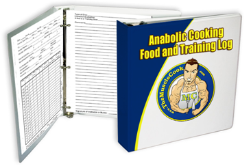 Anabolic Cooking Training And Food Log