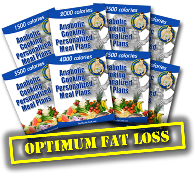 Anabolic Cooking Meal Plans For Optimum Fat Loss